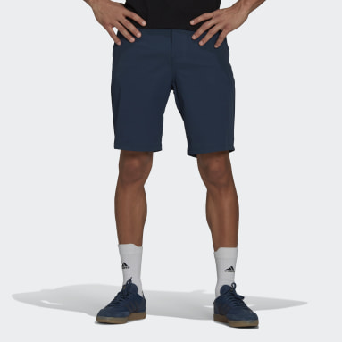 Men Cycling Blue The Trackstand Cycling Shorts