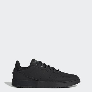 Men's Originals Black Supercourt Shoes