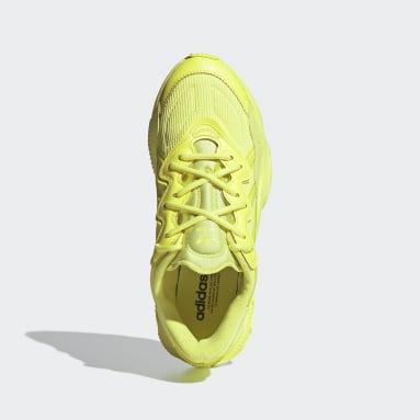 Men Originals Yellow OZWEEGO Shoes