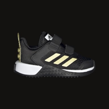 Infants Running Black adidas x LEGO® Sport Shoes