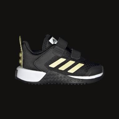 Kinderen Hardlopen Zwart LEGO® adidas Sportschoenen