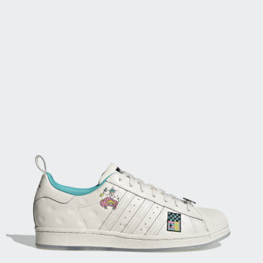 Men Originals White Superstar Arizona Shoes