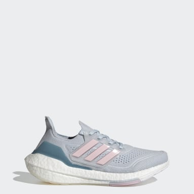 Women's Running Blue Ultraboost 21 Shoes