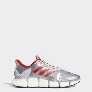 วิ่ง สีเงิน รองเท้า Climacool Vento