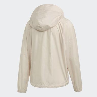 Dam Sportswear Beige adidas W.N.D. Parley Jacket