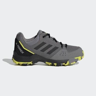 Terrex Hyperhiker Low Hiking Shoes Szary