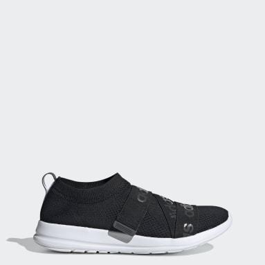 Women Running Black Khoe Adapt X Shoes