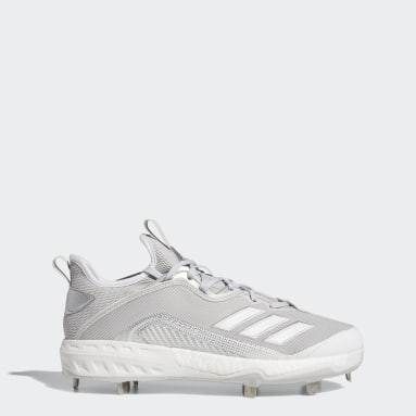 Men's Baseball Grey Icon 6 Cleats