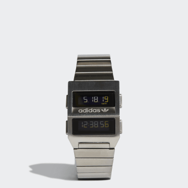 Archive_M3 Watch Srebrny