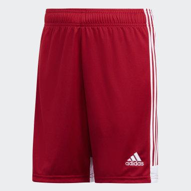 Short Tastigo 19 rouge Adolescents Soccer