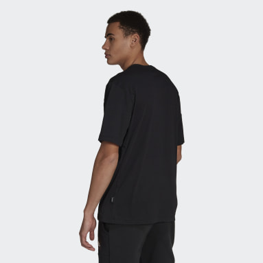 Men Sportswear Black Parley Tee