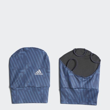 Women Golf Blue UV Graphic Hand Cover