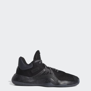 Men's Basketball Black D.O.N. Issue #1 Shoes