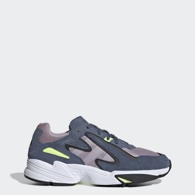 Originals Blue Yung-96 Chasm Shoes