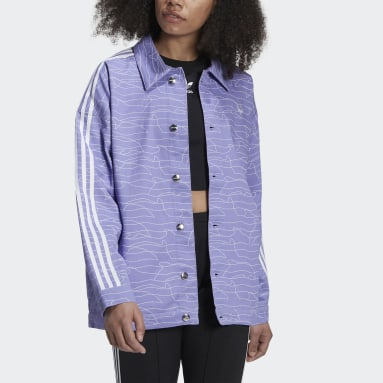 Women Originals Purple Fakten Jacket