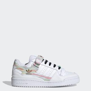 Kadın Originals Beyaz Forum Low Ayakkabı