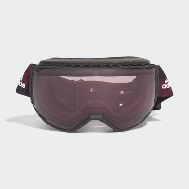 Winter Sports Black Snow Goggles SP0039