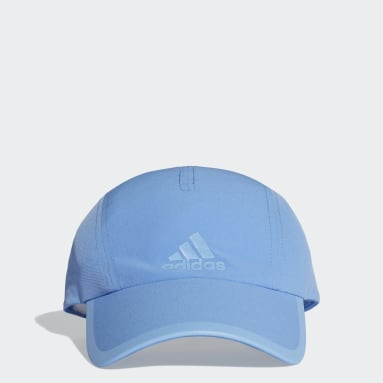 Running Blue Climalite Running Cap