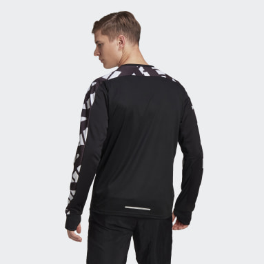 Heren Hardlopen Zwart Own The Run Celebration Sweatshirt