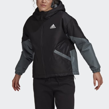 Dam City Outdoor Svart Back to Sport Insulated Jacket
