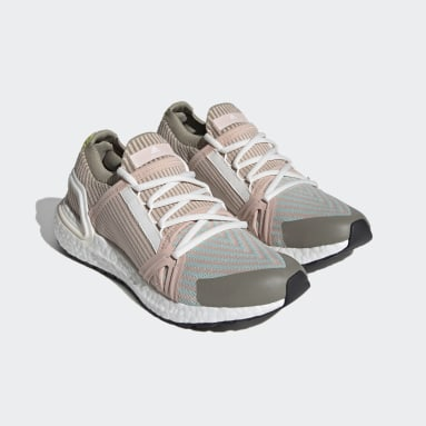 Kvinder adidas by Stella McCartney Pink adidas by Stella McCartney Ultraboost 20 sko