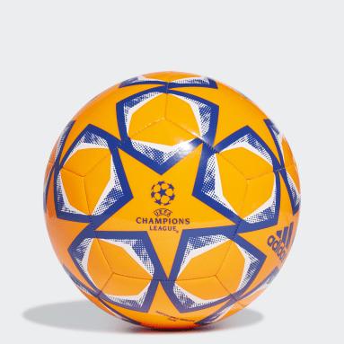 Ballon UCL Finale 20 Club Orange Hommes Football