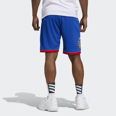 Men's Basketball Blue McDonald's All American Game Jamfest Shorts