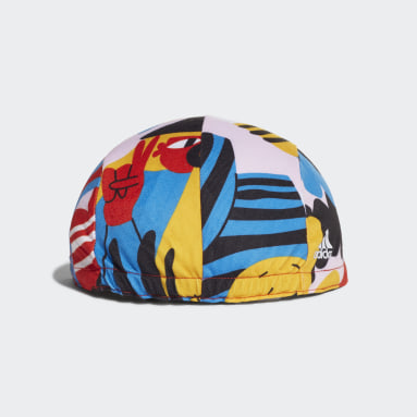 Cycling Multicolour Egle Zvirblyte Velo Cycling Cap