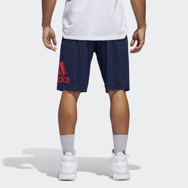 Short Crazylight Bleu Hommes Basketball