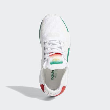 Youth Originals White NMD_R1 V2 Mexico City Shoes