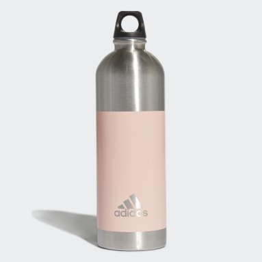 Gym & Training Pink Steel Bottle 0.75 L