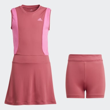 Girls Tennis Pink Pop-Up kjole