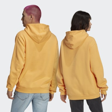 Hoodie Heavyweight Shmoofoil (Unisex) Arancione Originals