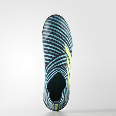 Calzado Nemeziz Tango 17+ 360 Agility Turf Azul Hombre Fútbol