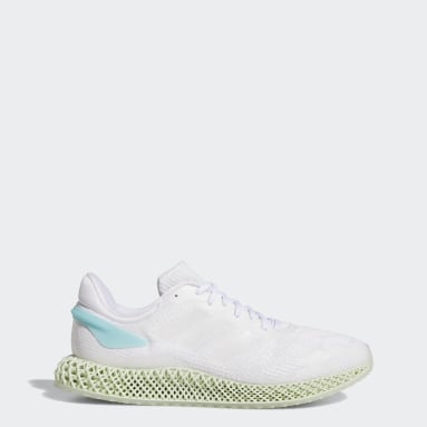 Running White 4D RUN 1.0 Parley Shoes