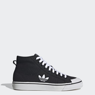 Chaussure Nizza Hi noir Originals