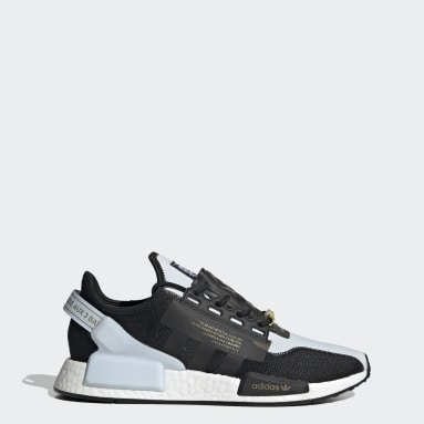 Scarpe Star Wars NMD_R1 V2  Lando Calrissian Blu Donna Originals