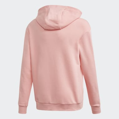 Sweat-shirt à capuche Rose Filles Originals