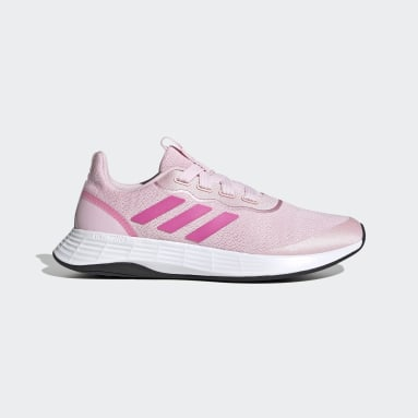 Sapatos QT Racer Sport Rosa Mulher Running