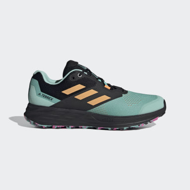 TERREX Groen Terrex Two Flow Trail Running Schoenen