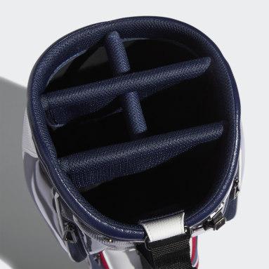 Golf Blue adidas Golf New Caddy Bag