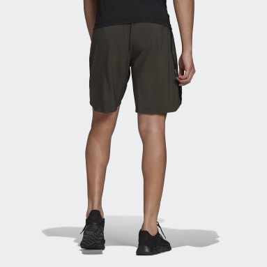 Men TERREX Green Agravic All-Around Parley Shorts