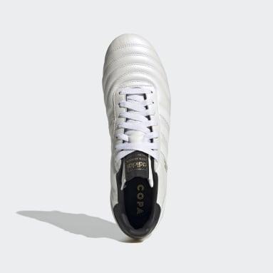 Bota de fútbol Eternal Class.1 Copa Mundial césped natural seco Blanco Hombre Fútbol