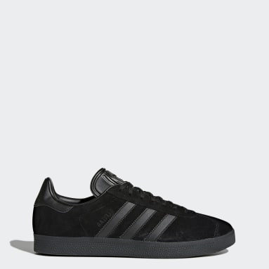 Dam Originals Svart Gazelle Shoes