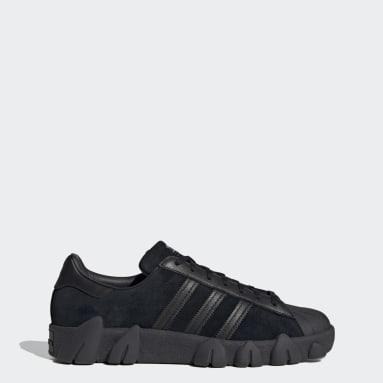 Originals Black AC Superstar 80s Shoes