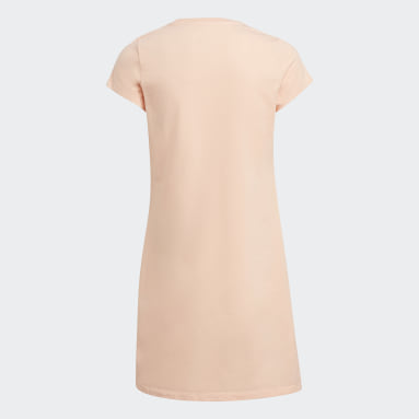 Youth Originals Pink Adicolor Dress