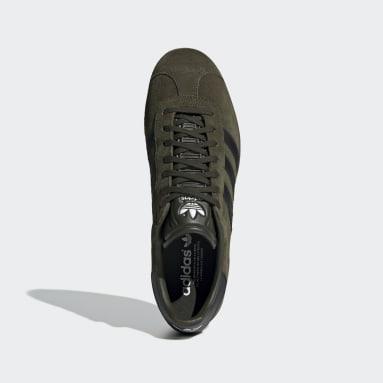 Chaussure Gazelle Vert Originals