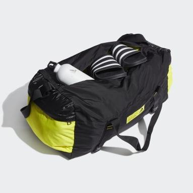 Women Training Black Sport Duffel Bag
