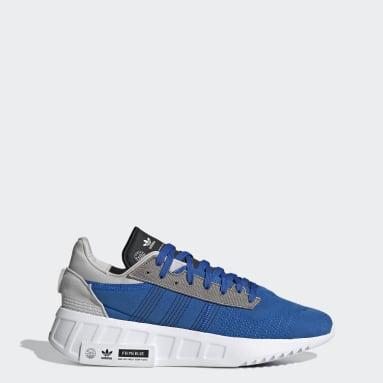 Men Originals Blue Geodiver Primeblue Shoes