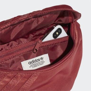 Women Originals Red Waist Bag